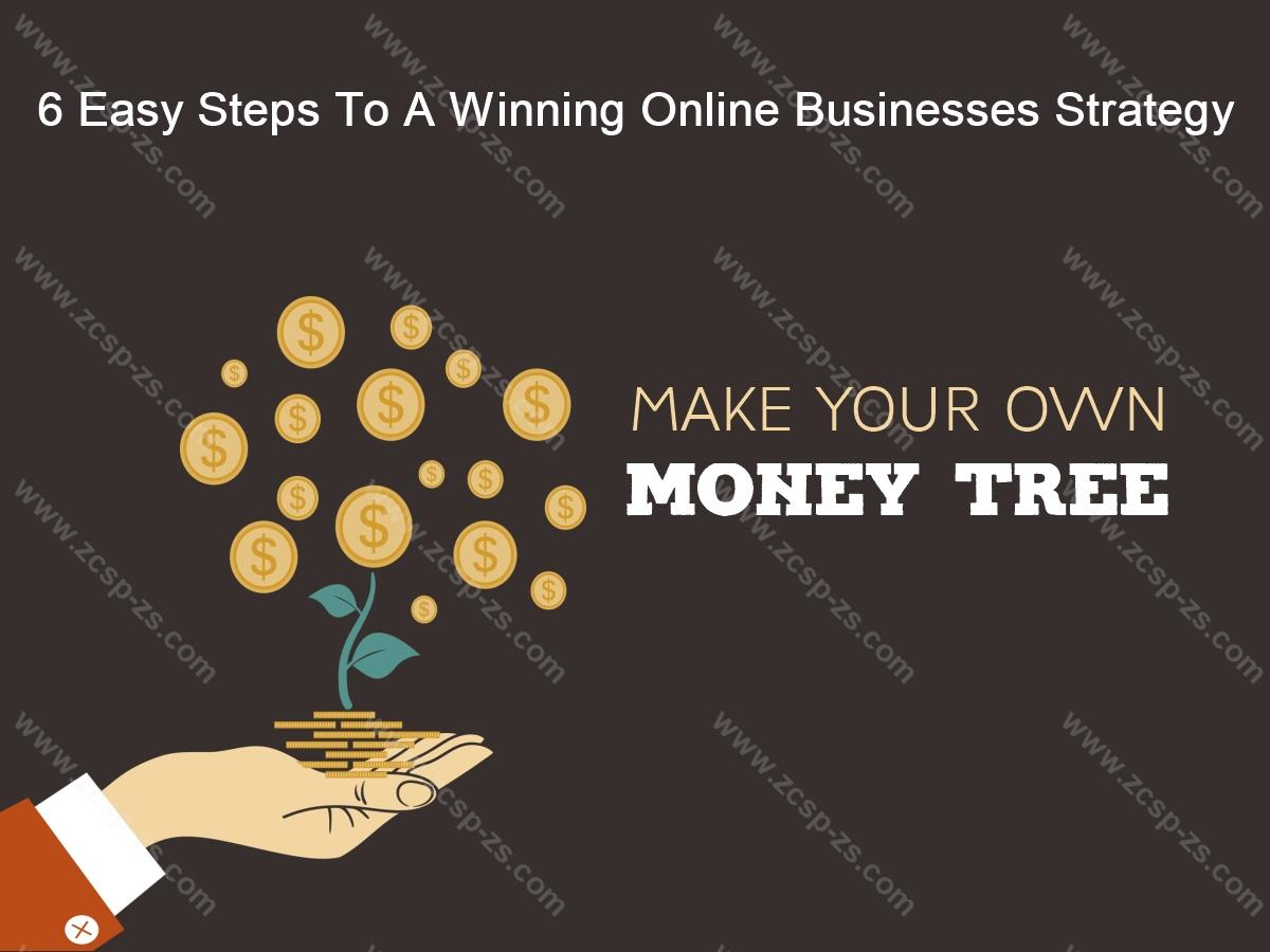Online Businesses Strategy